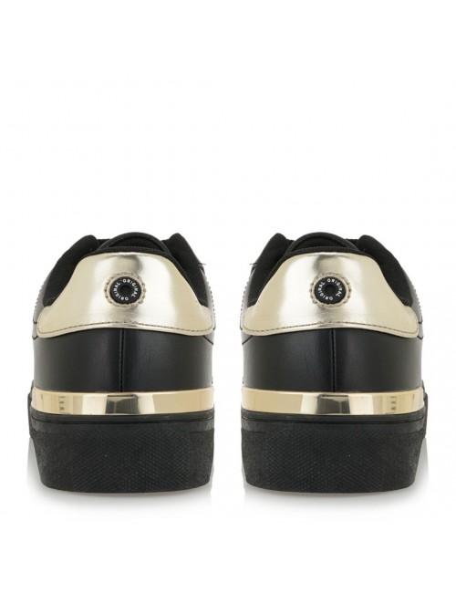 Γυναικεία sneakers RENATO GARINI μαύρο W-1471
